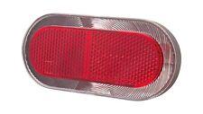 "SPANNINGA FANALE POSTERIORE LED "" Elips XE "" BICI ELETTRICA LUCE 80 mm 6-36 VOLT"