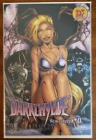 Darkchylde REMASTERED Comic #0 Variant COA Dynamic Forces NM
