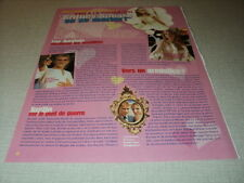 I094 BRITNEY SPEARS JUSTIN TIMBERLAKE '2000 FRENCH CLIPPING