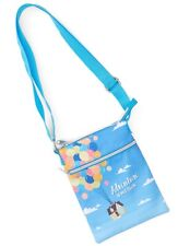 Loungefly Disney Pixar Up Adventure Is Out There Passport Crossbody Bag