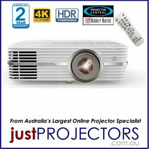 Optoma UHD50 4K Home Theatre Projector from Just Projectors. 3yr Aussie Warranty