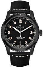 Brand New Breitling Navitimer 8 Automatic 41 Blacksteel Watch M17314101B1X1