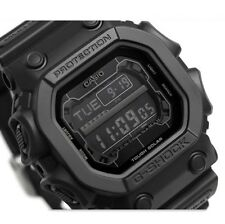 CASIO G-SHOCK, GX56BB-1 GX-56BB-1, SOLAR, MUD RESISTANT, ALL MATTE BLACK, RARE