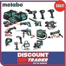 Metabo 18V 5.5Ah LiHD Lithium-Ion 15Pc Mega Mixed Brushless Combo Kit AU69000070