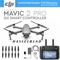 "DJI MAVIC 2 PRO w/ DJI SMART REMOTE CONTROLLER 5.5"" HD DISPLAY, HASSELBLAD 20MP"