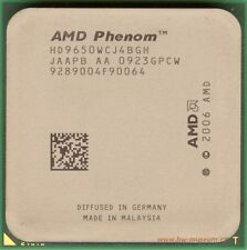 AMD Phenom X4 9650 HD9650WCJ4BGH (4 Núcleos, 2.3 GHz, 1.8 GHz HT) Socket AM2+