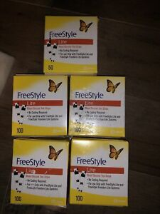 450 FREESTYLE LITE TEST STRIPS EXP. 2022