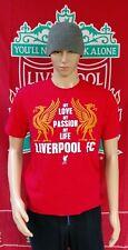 Liverpool Football Club Official L.F.C. Product Football Shirt (Adult Medium)