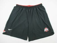 NEW Nike Ohio State Buckeyes - Men's Black Dri-Fit Shorts (3XL)
