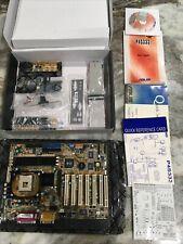 Asus P4S333 Socket 478 Motherboard Intel Pentium 4 P4 AGP 4x Voodoo 3 3500 5500