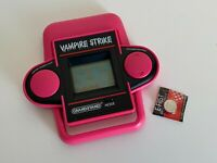 Grandstand Vampire Strike Hand Held Game - Vintage Game - Working - Tested