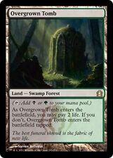 Tombeau luxuriant - Overgrown Tomb - Magic Mtg -