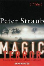 Magic Terror : Seven Tales by Peter Straub (2000, Cassette, Unabridged)