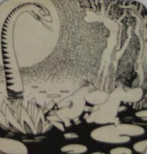 MOOMINS - SOTTOBICCHIERE SOTTOBICCHIERI DI BIRRA SOTTOBICCHIERI NUOVO (C135)