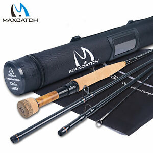Maxcatch Competition InTouch 2/3wt Nymph Fly Rod for euro nymphing fly fishing