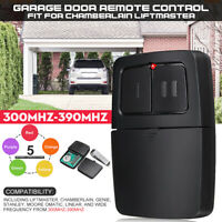 1x Garage Door Remote Control 300MHz-390MHz For Chamberlain Liftmaster 371 373LM