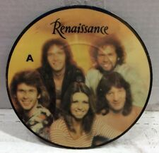 "Renaissance Northern Lights UK Import 7"" Single Picture Disc"