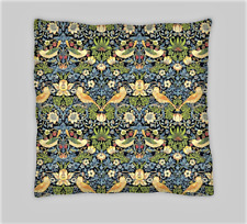 William Morris Estilo Mezcla De Lino Doble Cara Cushion Covers 45X45cm (18X18)