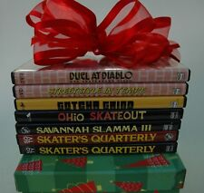 7 PACK 80'S OLD SCHOOL SKATEBOARD DVDS -  OLD SCHOOL SKATEBOARD DVD