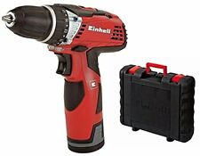TALADRO SIN CABLE LITIO EINHELL TE-CD 12 LI