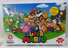 Winning Moves Puzzle Super Mario 500 Teile -  OVP NEU / NEW