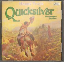 QUICKSILVER Messenger Service HAPPY TRAILS 10 track CD 1969-1988