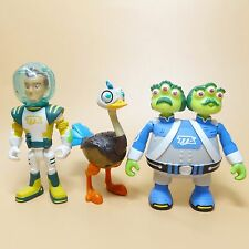 "lot of  3 Miles from Tomorrowland Callisto Family Mission action Figure 2""-4"" H6"