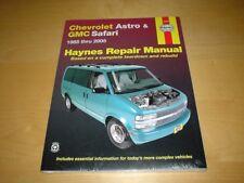 Haynes Chevrolet Astro 85-05 CL LS LT Van Proprietari Manuale di servizio di riparazione manuale