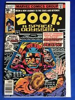 2001: A Space Odyssey #6 (05/1977) Marvel Comics; VF