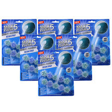 6x Max CHASSE 5 Ocean Spray Toilet Rim Block cleaner (Twin Pack)