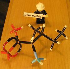 Isoleucine MicroMolecule Molecular Model Kit, DIY