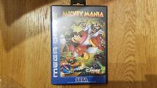 Mickey Mania per Mega Drive - Mint