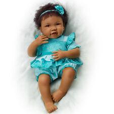 Hold That Pose Destiny Lifelike Baby Doll By Waltraud Hanl