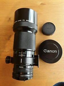 Canon FD 1:4 300mm Teleobjektiv Canon