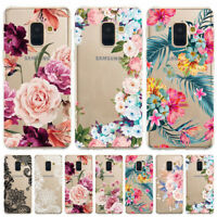 For Samsung Galaxy S20 S10 S9 Note 9 Painted Slim Silicone Soft TPU Case Cover