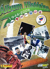 Panini 2008 History Album Venezuelan Baseball Complete Loose Sticker Set + Album