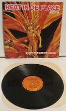 Byron Lee & The Dragonaires Heat In De Place LP Vinyl Record