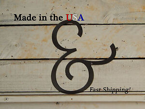 Ampersand Sign-And Sign-& Sign-Fancy And Symbol-Artsy Wall Decor-F1005