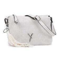 Suri Frey Damen Umhängetasche Sammy 11790 Crossbody Bag Ecru weiß