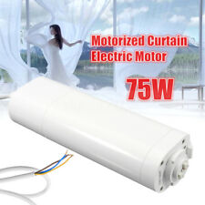 75w 220v Remote Control  Motorized Curtain Electric Motor 112r/min Roller