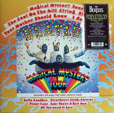 THE BEATLES 'Magical Mystery Tour' Remastered Stereo 180G Vinyl LP +mp3 - New