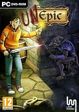 UNEpic (Unepic) (PC DVD-ROM) BRAND NEW & SEALED - FREE P&P