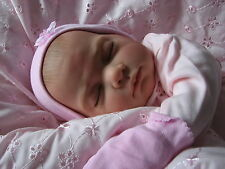 Stunning Newborn Reborn Baby Doll,Choose boy or Girl-Ghsp,Weighted,Painted hair