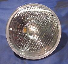 """JAGUAR DAIMLER HELLA 7"""" H4 FLAT GLASS HEADLAMP FITS XJ6 & 12 SER 3 JLM9617 RHD"""