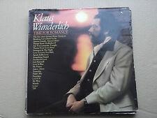 KLAUS WUNDERLICH - TIME FOR ROMANCE LP