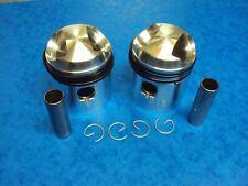 TRIUMPH Pistons 500 TIGER T100 pré unité 63mm + 060 1939-58 70-3615