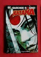 Suicide Squad: Katana - Die Seele des Schwerts DC Panini Comics ungelesen
