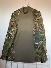 NEW Multicam US Army Combat Shirt ACS MEDIUM Flame Resistant NWT
