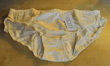 Elomi Kristie Floral Embroidered Panty Style El 5818 Ivory Regular 3xl