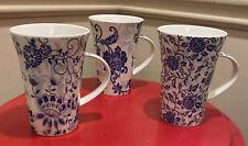New listing Maxwell Williams Designer Homeware Blue Tapestry Coffee Mug No Chips Or Cracks